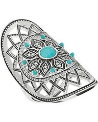 Thomas Sabo - Dreamcatcher Sterling Silver Ring - Lyst