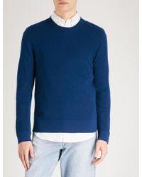Sandro - Crewneck Knitted Jumper - Lyst