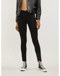 Levi's 721 Skinny High-rise Jeans - Black