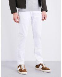 Armani Jeans - J06 Slim-fit Straight-leg Jeans - Lyst