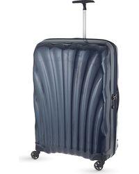 Samsonite Cosmolite Four-wheel Suitcase 81cm - Blue