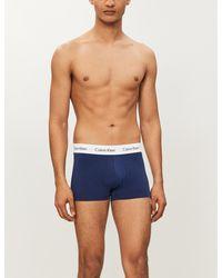 Calvin Klein - Men's Blue - Lyst