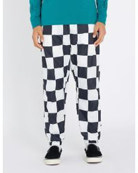 Obey - Easy Shell Jogging Bottoms - Lyst