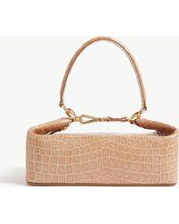 Rejina Pyo Olivia Croc-embossed Bag - Multicolor