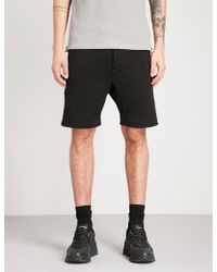 The Kooples - Panel-striped Shorts - Lyst