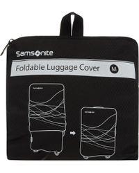 Samsonite - Foldable luggage Cover Medium - Lyst