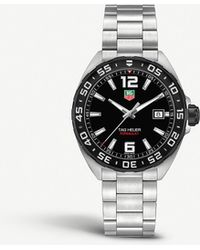 Tag Heuer Waz1110.ba0875 Formula 1 Stainless Steel Watch - Metallic