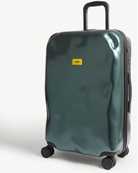 Crash Baggage Icon Four-wheel Suitcase 68cm - Green
