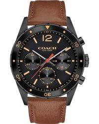 COACH - 14602070 Sullivan Stainless Steel Watch - Lyst