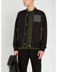 BOSS by Hugo Boss Logo-embroidered Cotton-piqué Polo Shirt - Black