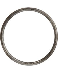 Annoushka - 18ct White Gold Hoopla Hoop - Lyst