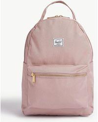 Herschel Supply Co. Nova Medium Canvas Backpack - Pink