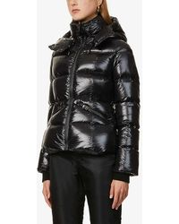 Mackage Madalyn Quilted Shell-down Coat - Black