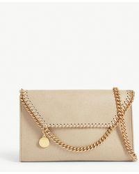 Stella McCartney Falabella Cross-body Bag - Natural