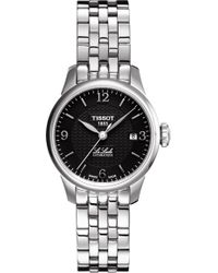 Tissot - T41.1.183.54 Le Locle Stainless Steel And Sapphire Crystal Watch - Lyst