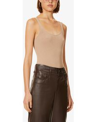 Wolford Jamaika Knitted Body - Brown