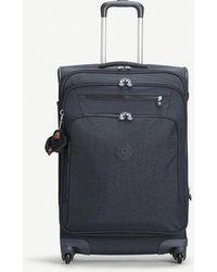 Kipling - Youri Medium Expandable Four-wheel Suitcase 68cm - Lyst