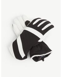 Toni Sailer Alek Leather Ski Gloves - Multicolour
