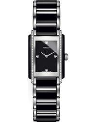 Rado - R20217712 Integral Ceramic And Diamond Watch - Lyst