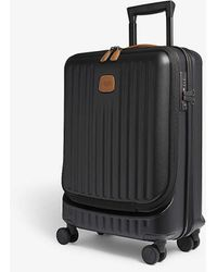 Bric's Capri Four-wheel Carry-on Suitcase 55cm - Black