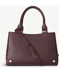 L.K.Bennett - Izzy Leather Organiser Bag - Lyst