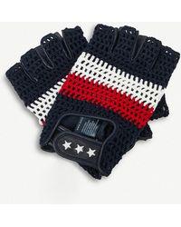 Tommy Hilfiger - X Gigi Hadid Racing Gloves - Lyst