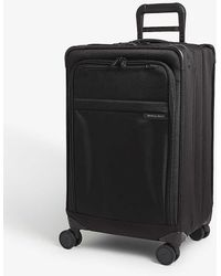 Briggs & Riley Baseline Trunk Spinner Suitcase - Black