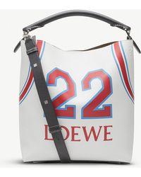 Loewe - Bolso Bucket 22 - Lyst