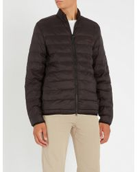 Barbour - Penton Quilted Shell Jacket - Lyst