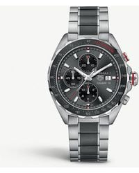 Tag Heuer Formula 1 Caz2012ba0970 Automatic Watch - Metallic