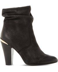 Steve Madden - Wannabee Sm Leather Boots - Lyst