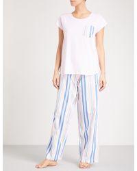 Peter Alexander - Bed Stories Cotton Pyjama Set - Lyst