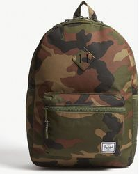 Herschel Supply Co. - Heritage Youth Xl Camo Backpack - Lyst