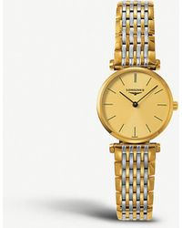 Longines L42092327 La Grande Classique Watch - Black