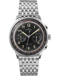 Junghans 027/3381.44 Meister Telemeter Stainless Steel Watch - Metallic