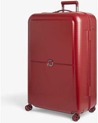 Delsey Turenne Four-wheel Suitcase 82cm - Red