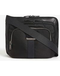 Tumi Jackson Nylon Crossbody Bag - Black