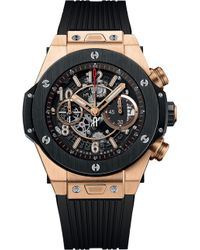 Hublot 411.om.1180.rx Big Bang King Gold Watch - Metallic
