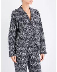 Les Girls, Les Boys - Pajama Top - Lyst