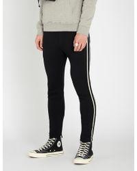 The Kooples - Slim-fit Stretch-jersey jogging Bottoms - Lyst