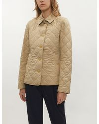 Burberry - Frankby Quilted Shell Jacket - Lyst