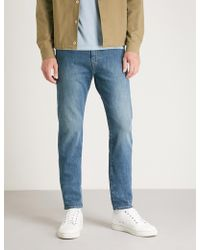 PS by Paul Smith - Slim-fit Tapered Jeans - Lyst