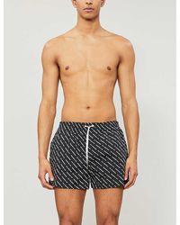 DSquared² Swim Shorts With Logo Black