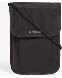 Victorinox Rfid-protected Nylon Security Pouch - Black