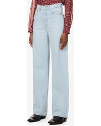 Levi's - Relaxed-fit Wide-leg High-rise Jeans - Lyst