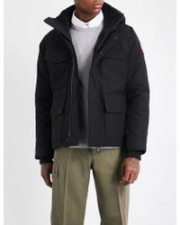 Canada Goose - Maitland Down-filled Shell Parka - Lyst