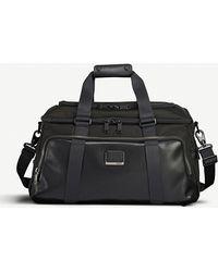 Tumi - Mccoy Nylon And Leather Gym Bag - Lyst