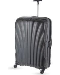 Samsonite Cosmolite Four-wheel Suitcase 81cm - Black