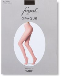 Fogal - Opaque Tights - Lyst