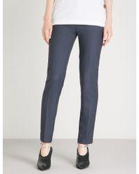Vivienne Westwood - Tuxedo Wool Trousers - Lyst
